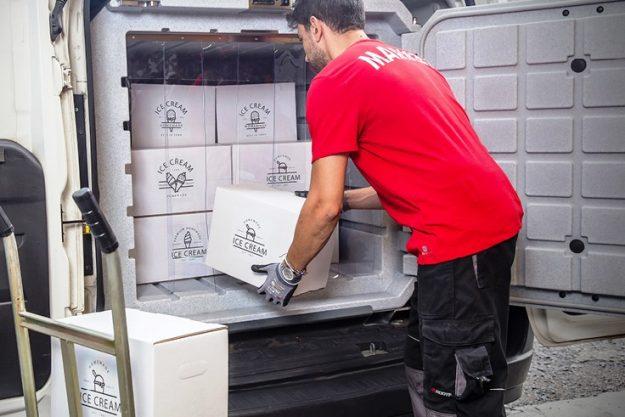 Mobile-refrigeration